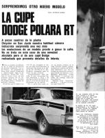 Preserie Dodge Polara RT